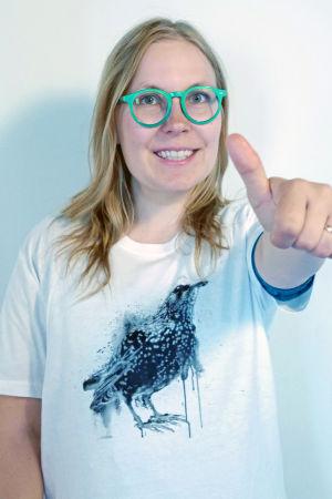 Miljoona linnunpönttöä -paita