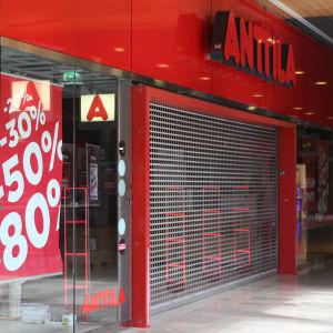Anttila i Sello stängde dörrarna för gott 18.8.2016