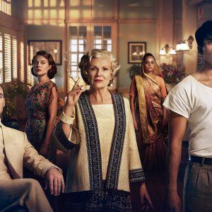 Uusi draamasarja kuvaa siirtomaa-ajan loppuvaiheita ja brittivirkamiesten elämää 1930-luvun Intiassa.