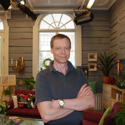 Astronauten och partikelfysikern Christer Fuglesang
