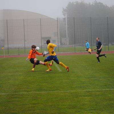 FC HIK - MPS/Atletico Malmi 12.5.2014