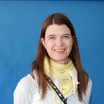 Sandra Wikstrand.