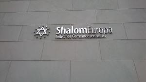 Judiskt center i Würzburg i Tyskland.