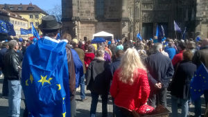Pulse of Europe-demonstration