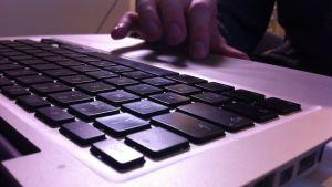 hand och tangentbord