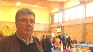 Ingå samhällstekniska nämnds ordförande Peter Siggberg (SFP).