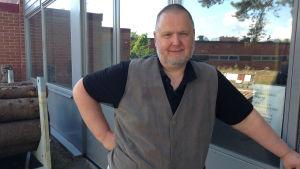 Ali Harlin är forskningsprofessor vid VTT