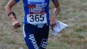 Minna Kauppi, VM 2009