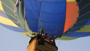 varmluftsballong