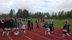 Puma Football Camp i Nedervetil.