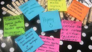 Opettajat kirjoittivat, miten ilahduttivat lapsia viimeksi