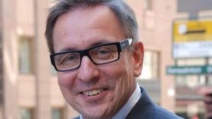 Lasse Svens, skattmästare för Stiftelsen vid Åbo Akademi hösten 2014