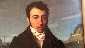 Ranskan kuningas Louis Philippen hovitaiteilija François-Auguste Biard ikuisti Lapin maisemia 1839