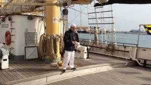 Sète'in meripäivillä voi tutustua laivoihin ja merenkulun ammatteihin.