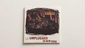Nirvana MTV Unplugged in New york cd