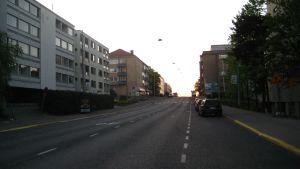 Gata på Drumsö i Helsingfors.