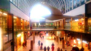 Ett köpcenter