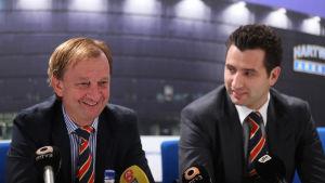 I oktober 2013 meddelade Harry Harkimo och Roman Rotenberg om klubbens flytt till KHL.