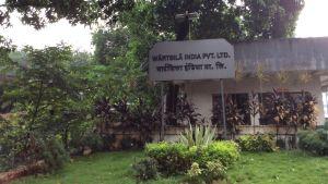 Wärtsiläs fabrik i Khopol i Indien.