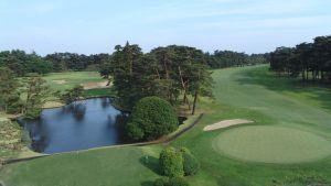 Kasumigaseki Country Club-golfbana.