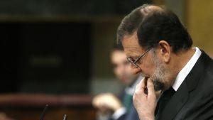 Tidigare premiärministern i Spanien Mariano Rajoy