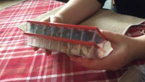 Dosetter med mediciner