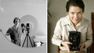 Valokuva dokumenttielokuvasta Vivian Maierin salaisuus. Stillkuva elokuvasta Ikuistetut hetket.