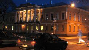 Åbo Akademis huvudbyggnad i Åbo