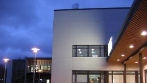 Nybyggnaderna vid Mellersta Österbottens Centralsjukhus