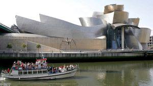 Guggenheim-museet i Bilbao