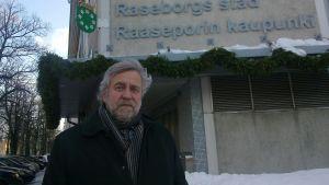 Stadsdirektör Mårten Johansson.
