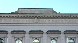 Finlands bank, Snellmanstatyn, Emil Wickström