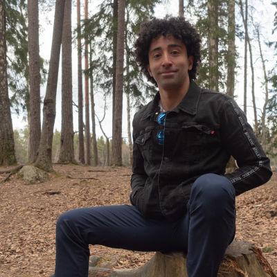 Diego Machado Suomen luontokuiskaaja 2021