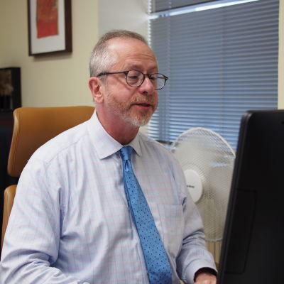 David Birdsell, professor i statskunskap vid Baruch College