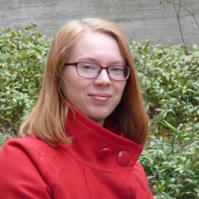 Maria Turtschaninoff är en av Vegas sommarpratare 2015