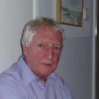 Profilbild på Ulf Persson.