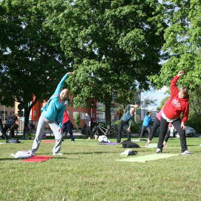 Fysiobalance i Borgå.