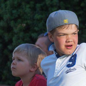 Oliver Vihtonen är en glad och godhjärtad fjortonåring som njuter av livet.