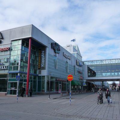 Centrum av Salo