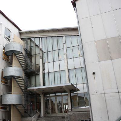 Etelänummi skola i Jakobstad