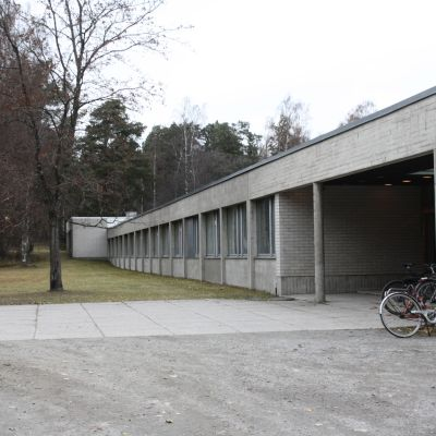 Pursisalmi skolan i Jakobstad