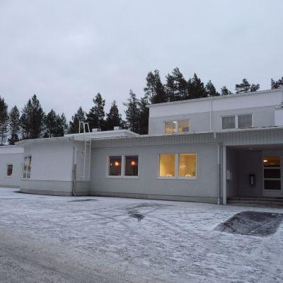 Yrkesakademin i Österbotten, närvårdarenheten i Pedersöre
