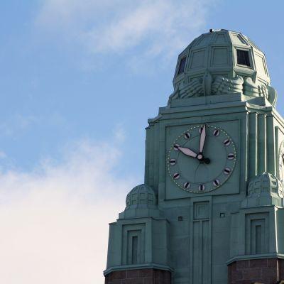 järnvägstorgets klocka