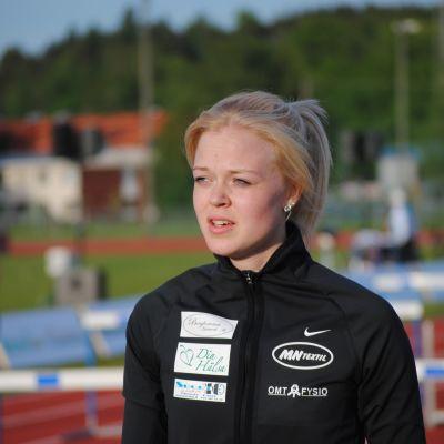 Jonna Berghem, Hangö IK.