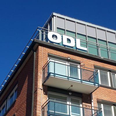 Oulun diakonissalaitoksen toimipiste Sepänkadulla Oulussa.