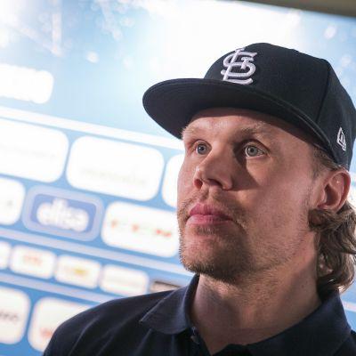 Olli Jokinen vuonna 2014.
