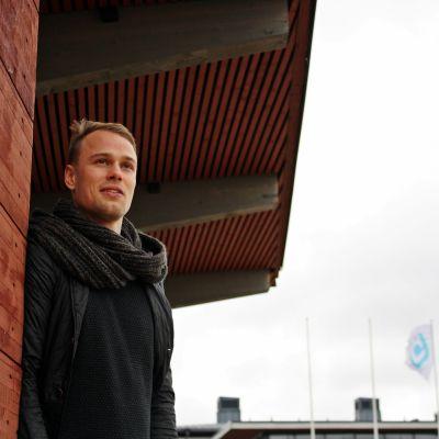 Jesper Törnqvist, december 2013.