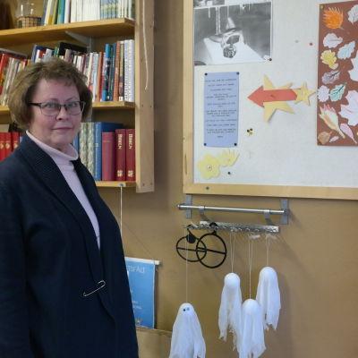 Barn- och ungdomsledare Marika Eklund i Väståbolands svenska församling