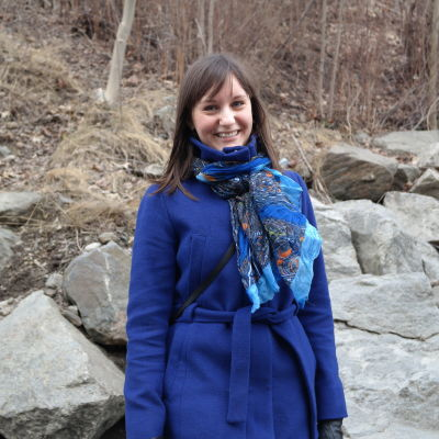 Blivande logoped Emilia Wilén