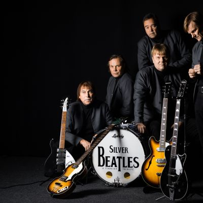 Silver Beatles firar 50 årsjuviléet av With the Beatles
